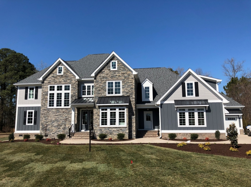 Settlers Ridge House Plan Photo