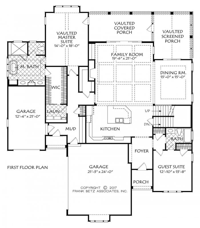 Lavista Park House Plan