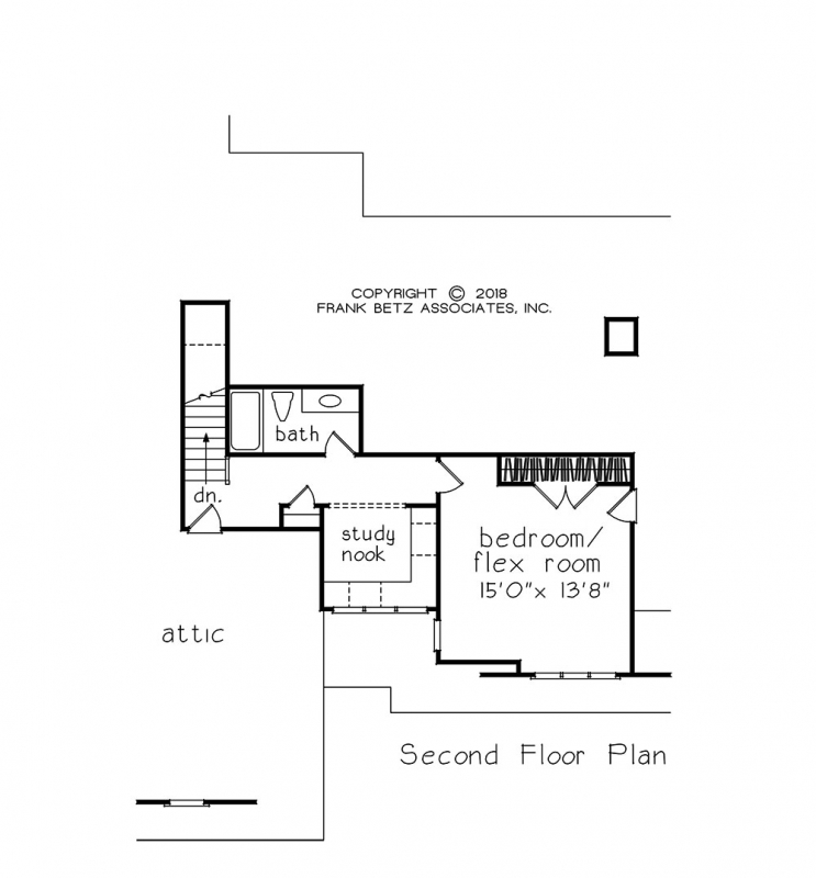 Nesbit Ferry House Plan