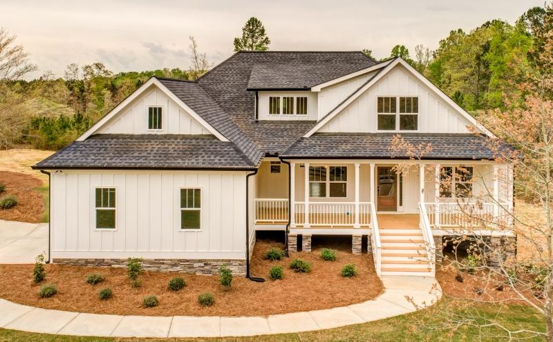 Nesbit Ferry House Plan Photo