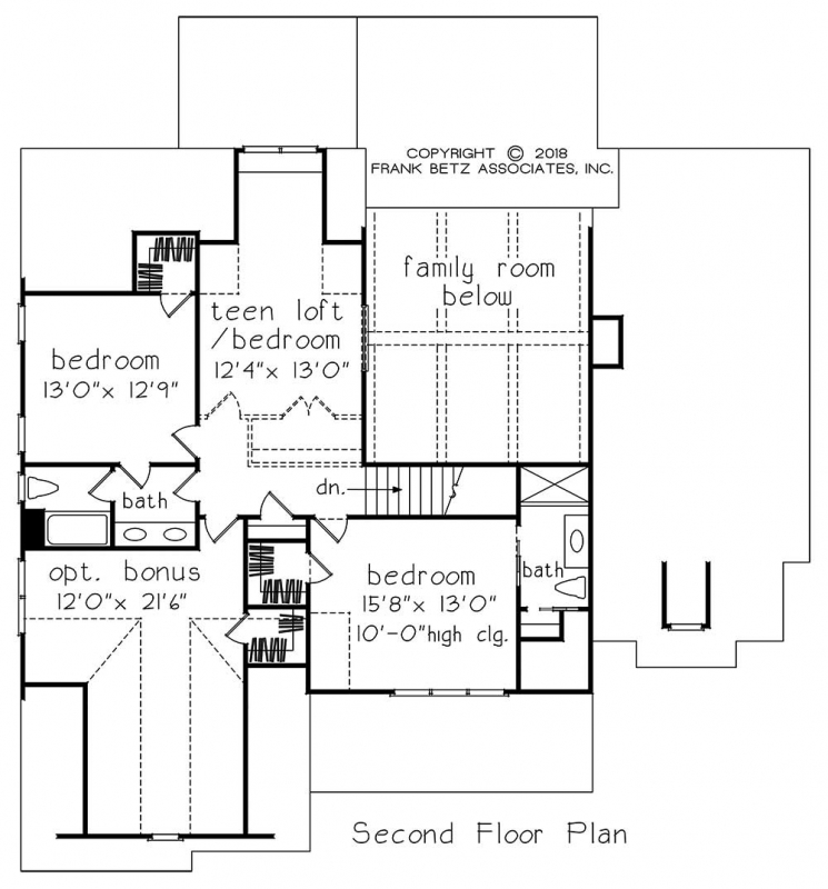 Chelsea Walk House Plan