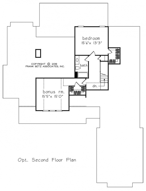 Carramore House Plan