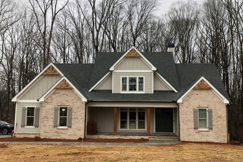 Cedar Bluff House Plan Photo