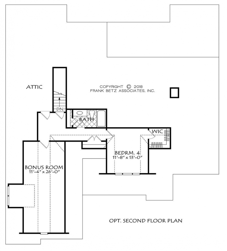 Hemlock Falls House Plan