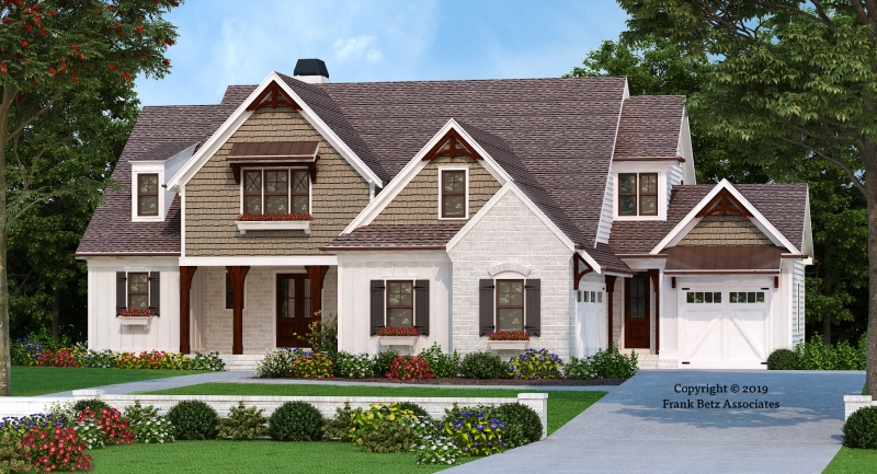 Havenridge House Plan Elevation