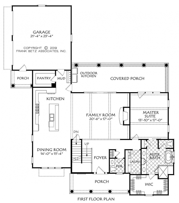 Barbourville House Plan