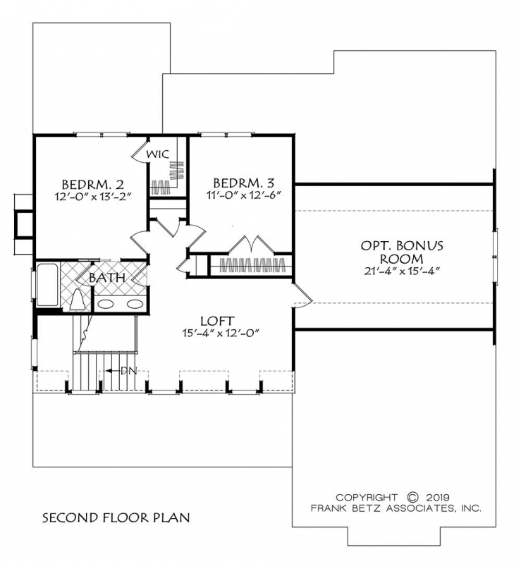 Beacon Falls House Plan