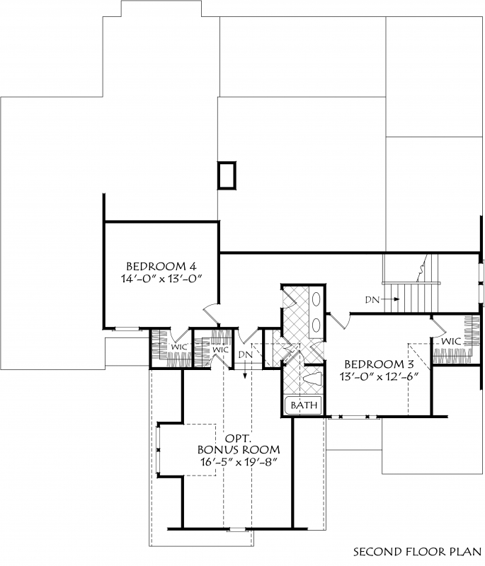 Danbury Springs House Plan