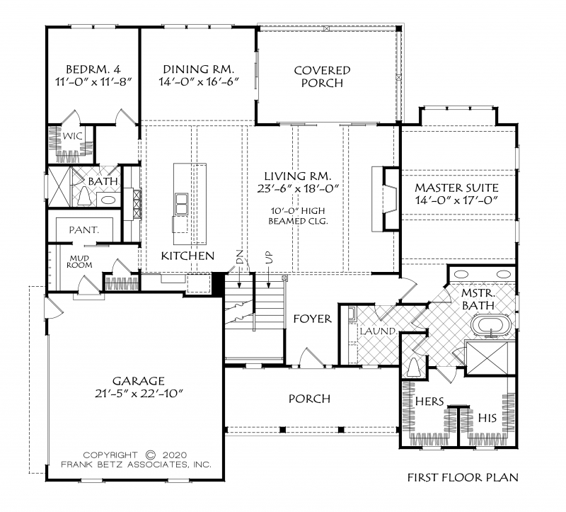Grayson Cottage House Plan
