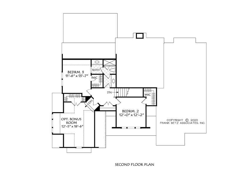 Hargrove Farm House Plan