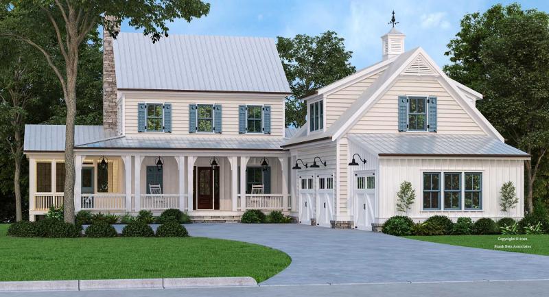 Springdale Farm House Plan