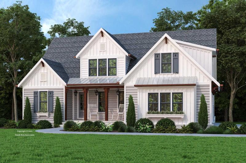 Longview House Plan