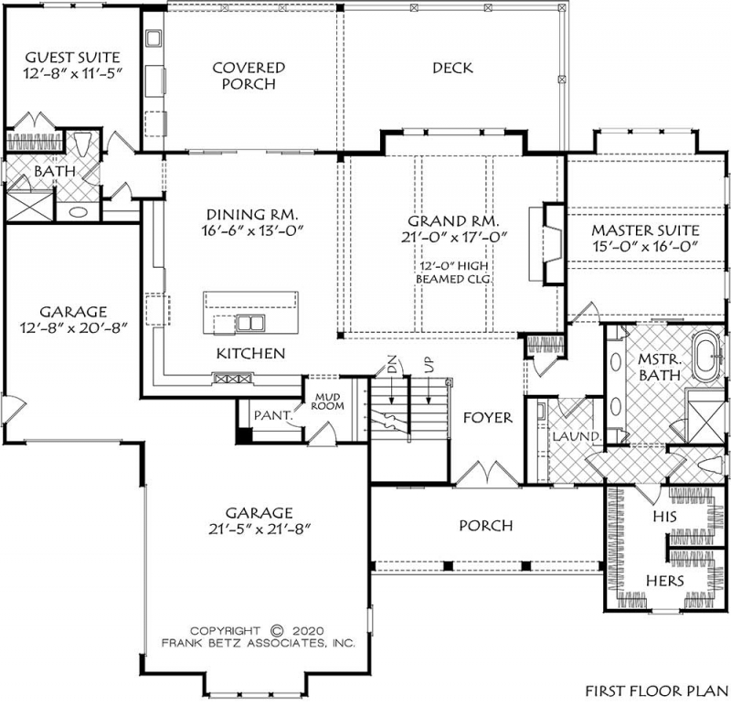 Chestnut Pointe House Plan