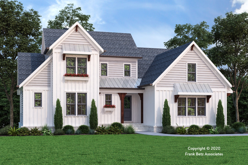 Blair Valley House Plan