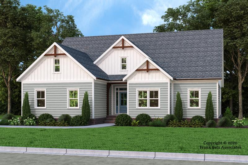 Lanier Landing House Plan