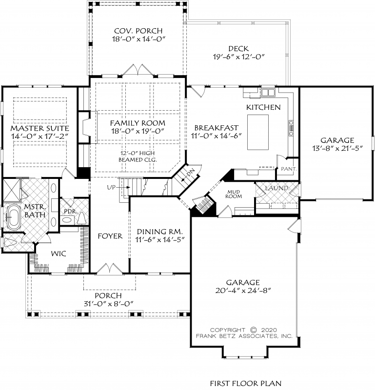 Tupelo Springs House Plan