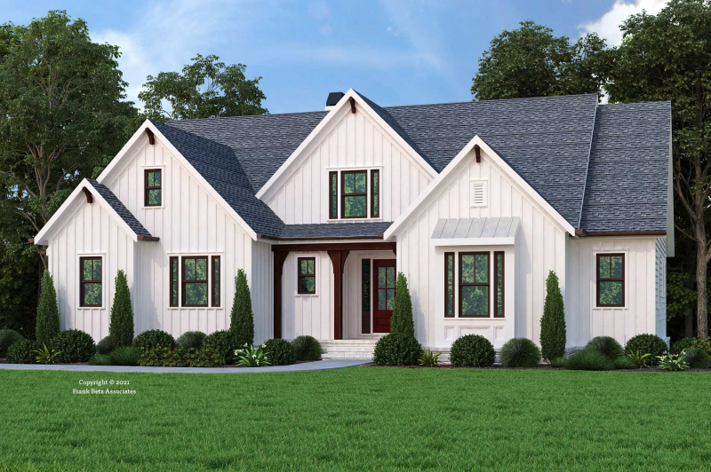 Mulberry Farm House Plan