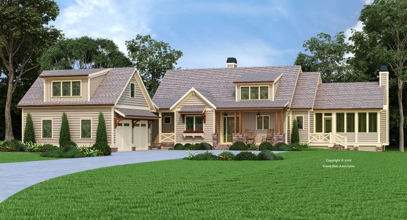Glenville Overlook House Plan