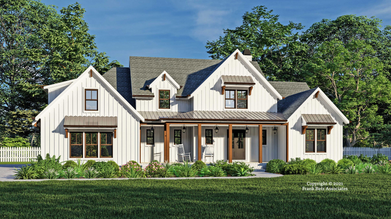 Coles Crossing House Plan