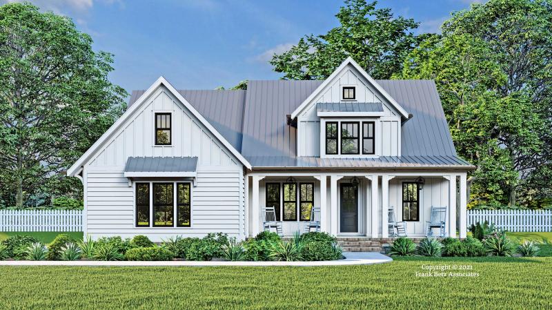 Wood Hollow House Plan