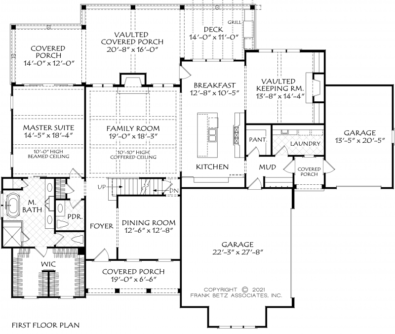 Governors Square House Plan