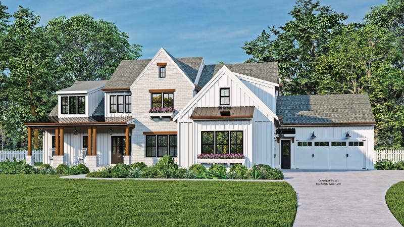 Windsor Park House Plan