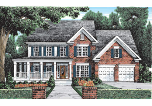 Maryland House Plan