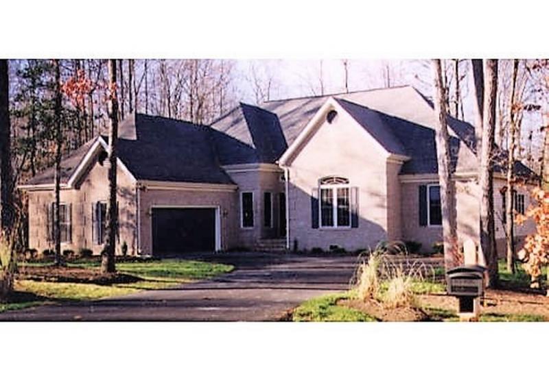 Georgetown House Plan Photo