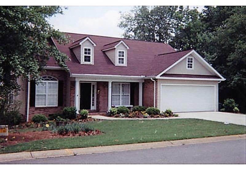 Barnwell House Plan Photo