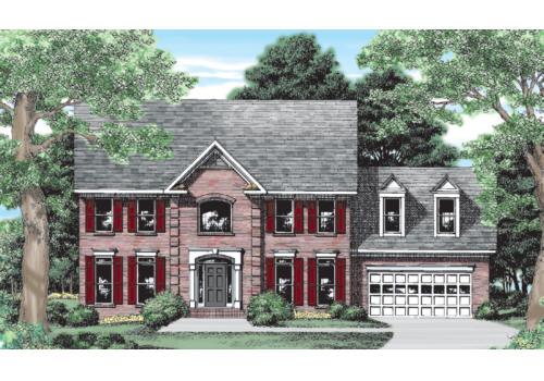 Royston House Plan