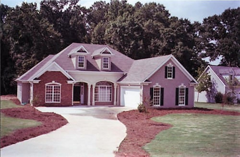 Hensley House Plan Photo