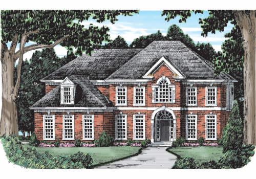 Jessica House Plan