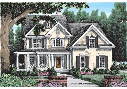 Macgregor House Plan