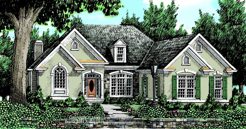 Scarborough House Plan