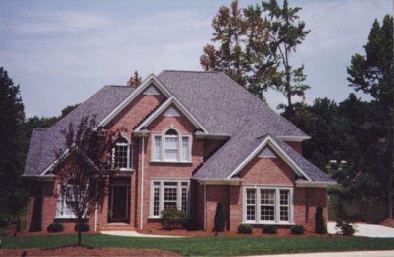 Hillcrest House Plan Photo