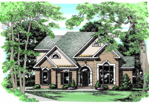 Weldon House Plan
