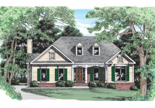 Scofield House Plan