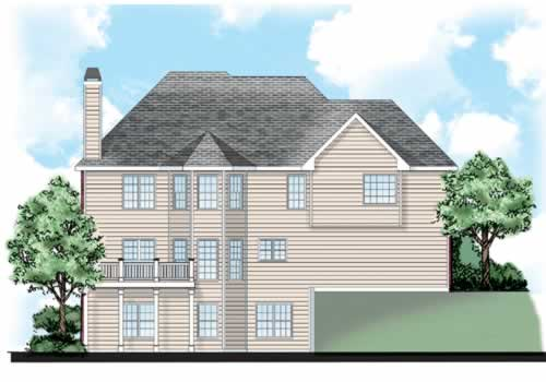 Huntcliffe House Plan