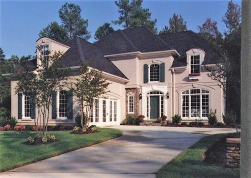 Lagrange House Plan Photo