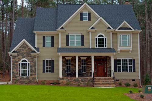 Gentry House Plan Photo