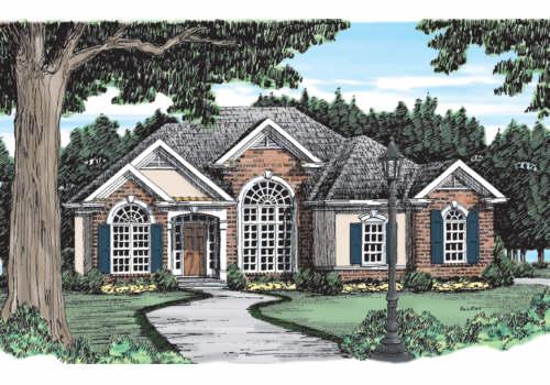 Huntsville House Plan