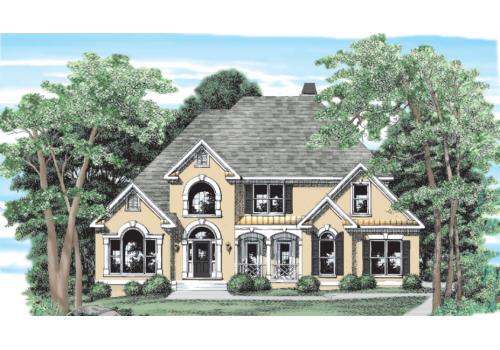 Orlando House Plan