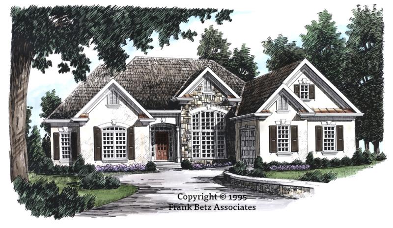 Chapman House Plan