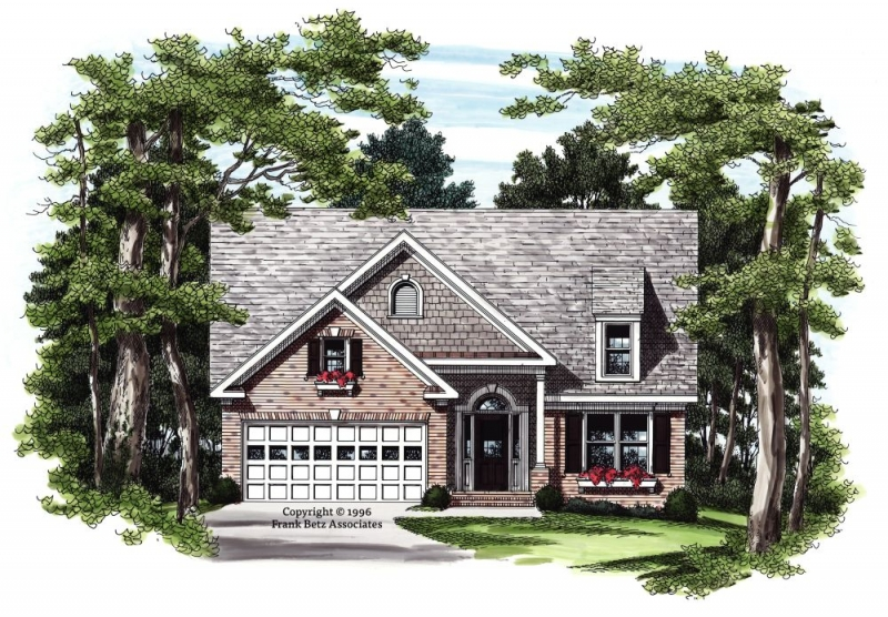 Ethridge House Plan