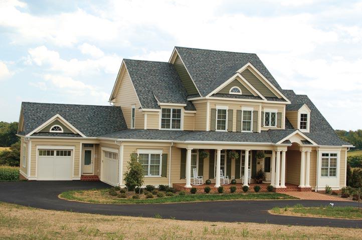 Baldwin Farm House Plan Photo