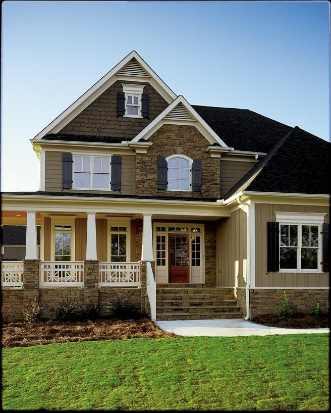 Culbertson House Plan Photo