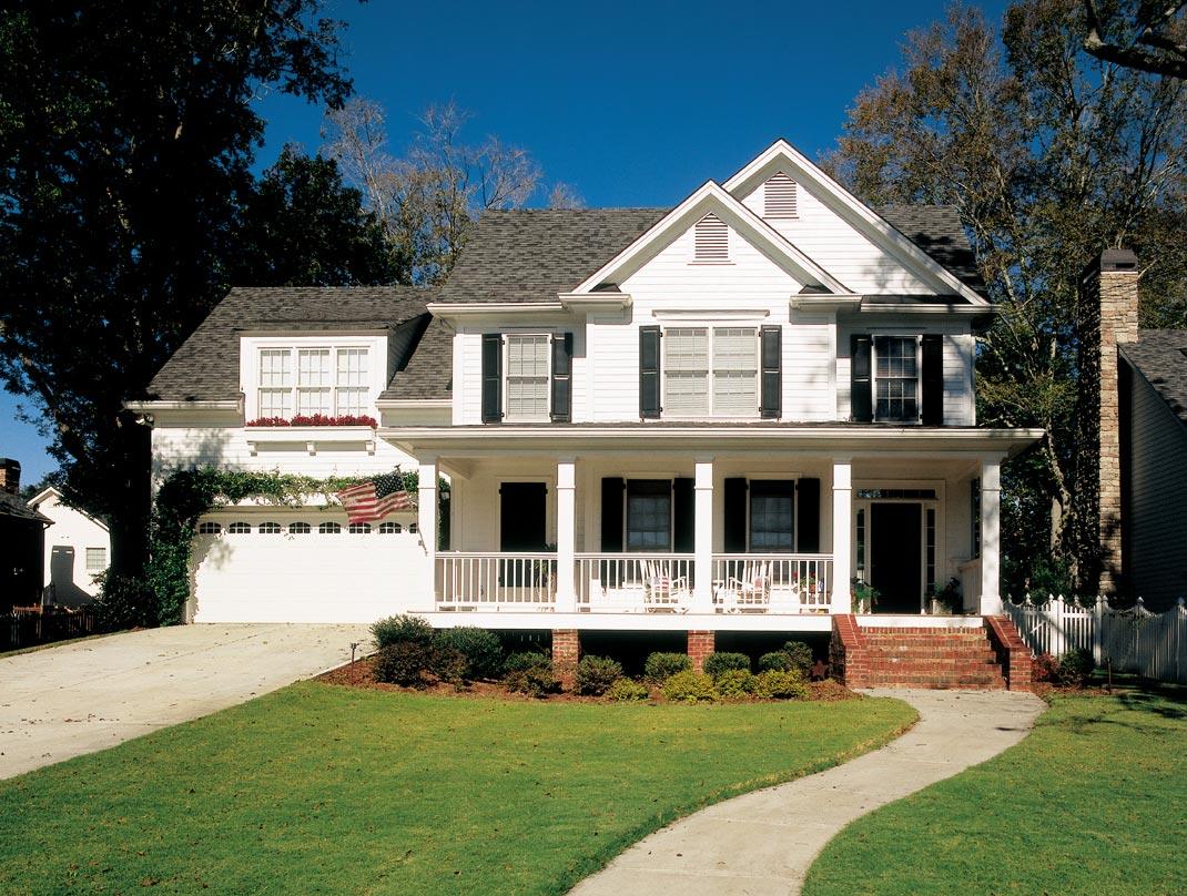 Maplegrove Cottage House Plan Photo