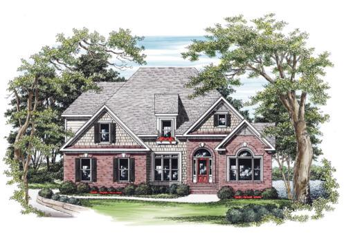 Abington House Plan
