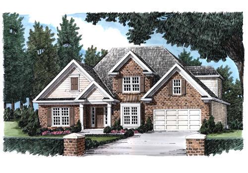 Aldridge House Plan