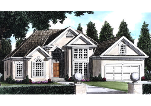 Allen  House Plan